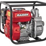 "079906-Motopompa pe benzina 5.5 CP x 2"" Raider Power Tools RD-GWP01 - Pompa gradina Raider Power Tools, Motopompe"