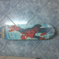 Skateboard cu Spiderman, Copii