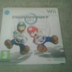 Mario Kart - Wii - Jocuri WII, Curse auto-moto, 3+, Multiplayer