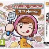Cooking Mama Bon Appetit Nintendo 3Ds