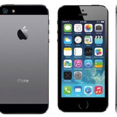 iPhone 5S Apple 16GB Space Gray FULL BOX NEVERLOCK ca nou 10/10, Gri, Neblocat