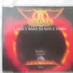 Aerosmith – I Don't Want To Miss A Thing _ maxi cd, EU - Muzica Rock Columbia