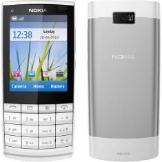 TELEFON NOKIA X3-02, Negru, <1GB, Neblocat, Single core, Nu se aplica