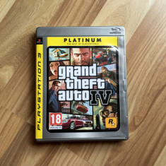 Joc ps3 GTA 4 Grand Theft Auto 4 Playstation 3 - GTA 5 PS3 Rockstar Games