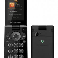 Sony Ericsson W980 - Telefon mobil Sony Ericsson, Negru, Nu se aplica, Neblocat, Fara procesor