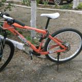 Scott Voltage yz-25 - Mountain Bike, 26 inch, Numar viteze: 24, Aluminiu, Alb-Portocaliu