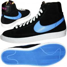 Bascheti originali NIKE BLAZER - Adidasi dama Nike, Marime: 38, 38.5, Culoare: Din imagine, Piele naturala