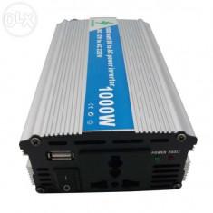 Invertor de 1000W la 12 V - Invertor curent