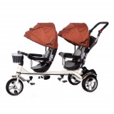 Tricicleta Esseda Duo Brown