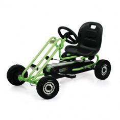 Go Kart Lightning Green Hauck