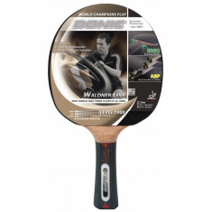 Paleta ping pong - DONIC Paleta tenis de masa Attack New Waldner 1000 include DVD