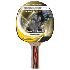 DONIC Paleta tenis de masa Allround TOP TEAMS 500 - Paleta ping pong