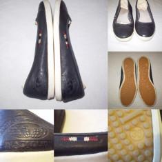 Balerini NAPAPIJRI pantofi dama (36) piele sport casual - Balerini dama, Culoare: Din imagine
