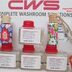 Odorizant Auto - CWS odorizant CWS Guma Turbo SET 4+4 sticlute 15ml - auto