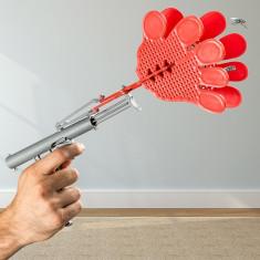 Pistol de jucarie - Pistol Plici de Muște Mâini