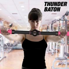 Bară de Exerciţii pentru Ridicarea Sânilor Thunder Baton