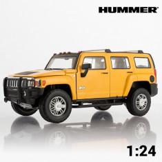 Mașină de Teren Hummer H3 în Miniatură - Masinuta de jucarie