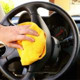 Lavete Microfibră (Set de 4 Culori) - Laveta Auto