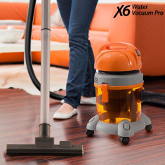Aspirator Profesional X6 Water Vacuum Pro - Aspiratoare cu Sac