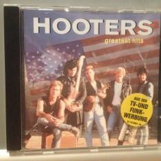 HOOTERS - GREATEST HITS (1992/COLUMBIA/AUSTRIA) - CD APROAPE NOU/ORIGINAL - Muzica Rock