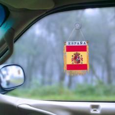 Fanionul Spaniei cu Ventuză - Fanion fotbal