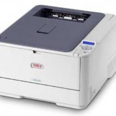 Imprimanta Color OKI ES5430, 30ppm, USB, RJ-45, 1200 x 600 dpi - Imprimanta laser color