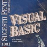 Jamsa 1001 sugestii pentru programatorii visual basic - Carte Limbaje de programare
