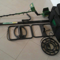 Detector metale - Detector de metale GARRETT GTI 2500 PRO