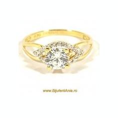 Inel aur - Bijuterii aur inele de logodna colectii noi