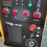 Aparat sudura. Invertor KAISER MIG/MAG + MMA 280A