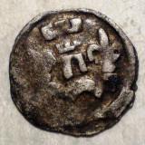 E.320 UNGARIA BELA IV 1235 1270 DENAR ARGINT 0, 16g/10-11mm - Moneda Medievala, Europa