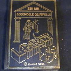 Carte mitologie - ZEII DIN LEGENDELE OLIMPULUI-COL. LABIRINT-187 PG-