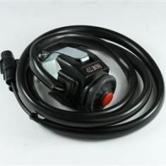 MXE Buton oprire 4 T, cu cablu, gata de montaj, KXF Cod Produs: KILLBKXFAU - Intrerupator Moto
