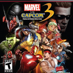 PS3 MARVEL vs CAPCOM 3 Fate of The Two Worlds - Assassins Creed 4 PS3 Ubisoft