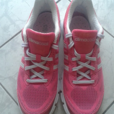 Adidasi barbati - Vand Adidas CLIMACOOL CC Fresh W ClimaCool M17431 Roz Noi Pret 135 Lei