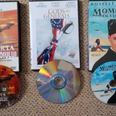 Filme pe DVD:Arta razboiului, Momente de viata, Gods and generals - Film thriller warner bros. pictures, Romana