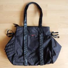 Geanta Nike expandabila, foarte mare (vezi poze), 66 cm latime maxima - Geanta Dama Nike, Culoare: Din imagine, Marime: Supradimensionata