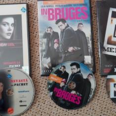 Filme DVD: Memento, Nevasta la pachet, In Bruges - Film actiune Altele, Romana