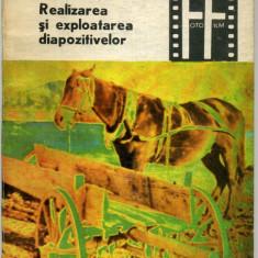 D. Morozan - Realizarea si exploatarea diapozitivelor, vol. 1 - 459048 - Carte Fotografie