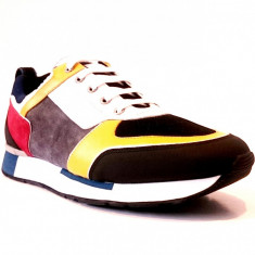 Sneakers Love Moschino model 75022 - Adidasi barbati Moschino, Marime: 42, Culoare: Din imagine