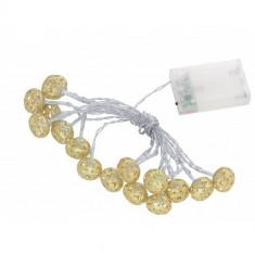 Ornamente Craciun - Decoratiune cu LED - clopotei