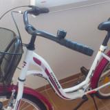 Bicicleta de oras DHS, 24 inch, 26 inch, Numar viteze: 3