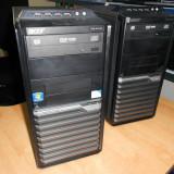 SISTEM GAMING ACER VERITON, PLACA VIDEO 2 GB, 4 GB DDR3, GARANTIE 6 LUNI - Sisteme desktop fara monitor Acer, Intel Core 2 Duo, Peste 3000 Mhz, 500-999 GB, LGA775
