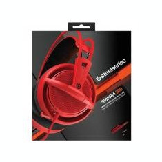 Casti PC - Casti Gaming Steelseries Siberia 200 Forged Red
