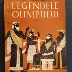 Carte mitologie - LEGENDELE OLIMPULUI ZEII Alexandru Mitru