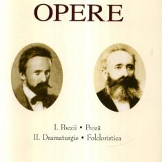 B.P. Hasdeu - Opere, vol. 1 si 2 - 564469 - Carte Cinematografie