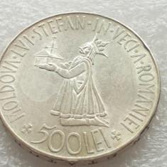 Monede Romania, An: 1941, Argint - 500 LEI 1941-ARGINT- REGELE MIHAI