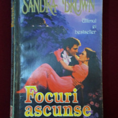 Roman dragoste - Sandra Brown - Focuri ascunse - 600079