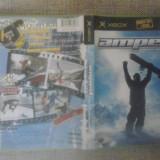 Amped - Freestyle snowboarding  - Joc XBox classic