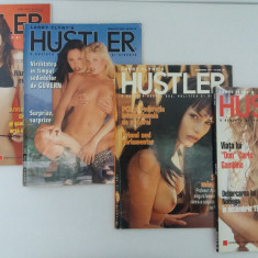 LOT 9 REVISTE HUSTLER/ 2001-2007